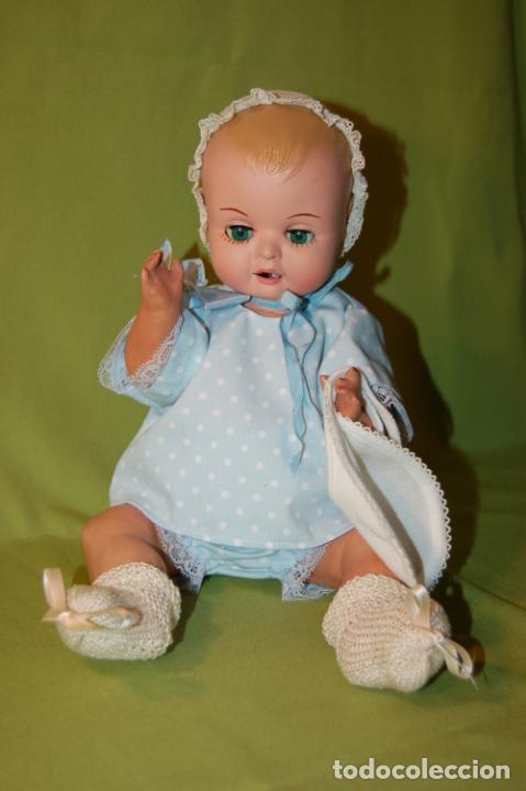 Muñeca española clasica: bebé de cartón y celuloide - Foto 6 - 245524600