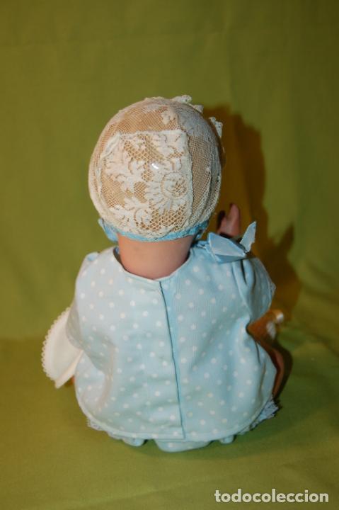 Muñeca española clasica: bebé de cartón y celuloide - Foto 9 - 245524600