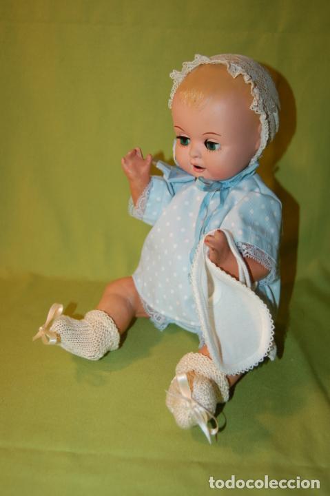 Muñeca española clasica: bebé de cartón y celuloide - Foto 10 - 245524600
