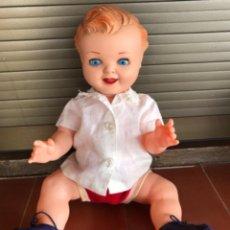 Muñeca española clasica: MUÑECO POLILLA DE FAMOSA AÑOS 50. Lote 246687870