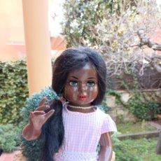 Muñeca española clasica: MUÑECA SOFIA NEGRA. Lote 246838505