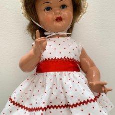 Muñeca española clasica: VESTIDO PARA MARIQUITA, GISELA O MARI CRIS. Lote 247144950