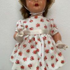 Muñeca española clasica: VESTIDO PARA MARIQUITA, GISELA O MARI CRIS. Lote 247145660