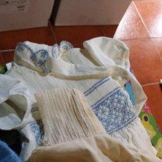 Muñeca española clasica: LOTE GRANDE ROPA PARA MUÑECA. Lote 247945530