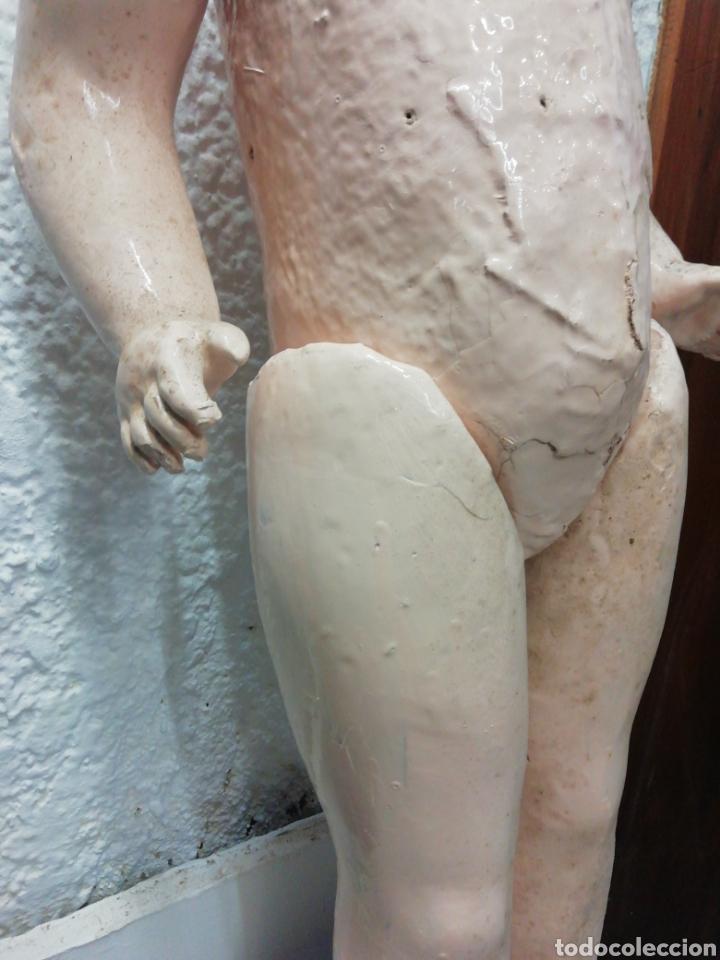 Muñeca española clasica: Muñeca de cartón-piedra Española - Foto 4 - 249564170