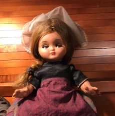 Muñeca española clasica: LINDA PIRULA MUÑECAS DE ALBA BONITO VESTIDO. Lote 251217160