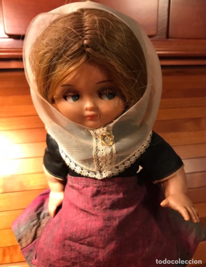 Muñeca española clasica: Linda Pirula muñecas De Alba bonito vestido - Foto 2 - 251217160