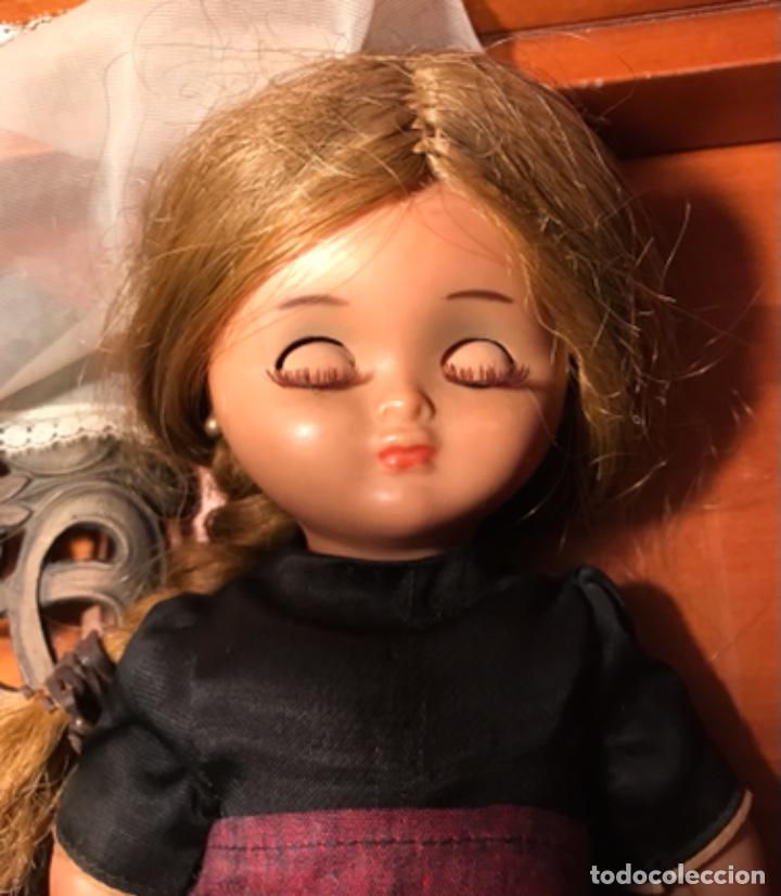 Muñeca española clasica: Linda Pirula muñecas De Alba bonito vestido - Foto 7 - 251217160