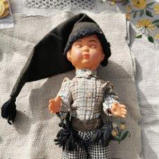 Muñeca española clasica: MUÑECO ANTIGUO REGIONAL. Lote 252177220