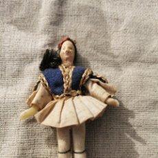 Muñeca española clasica: MUÑECA ANTIGUA. Lote 252177525