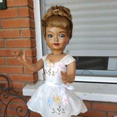 Muñeca española clasica: MUÑECA SISI. INDUSTRIAS LEB. Lote 253000245