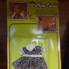 Muñeca española clasica: VESTIDITO MINI LACITOS. Lote 254073740