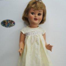 Boneca espanhola clássica: MUÑECA SARITA DE INDUSTRIAS LEB AÑOS 50 .. Lote 257274250
