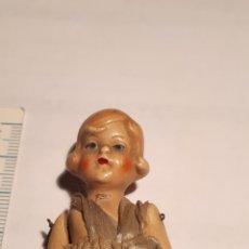 Muñeca española clasica: MUÑECA ANTIGUA DE PORCELANA. PRINCIPIOS SIGLO XX.. Lote 262017805