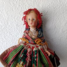 Muñeca española clasica: BONITA MUÑECA ANTIGUA. Lote 262560710