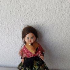 Muñeca española clasica: MUÑECA ANTIGUA. Lote 262561160