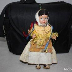 Muñeca española clasica: ANTIGUA MUÑECA DE CELULOIDE. AÑOS 50. Lote 265678154