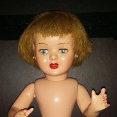 Bambola spagnola classica: ANTIGUA MUÑECA TERESIN CARTON PIEDRA. Lote 266518348