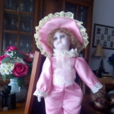 Muñeca española clasica: MUÑECO RAMON INGLÉS. Lote 270590308