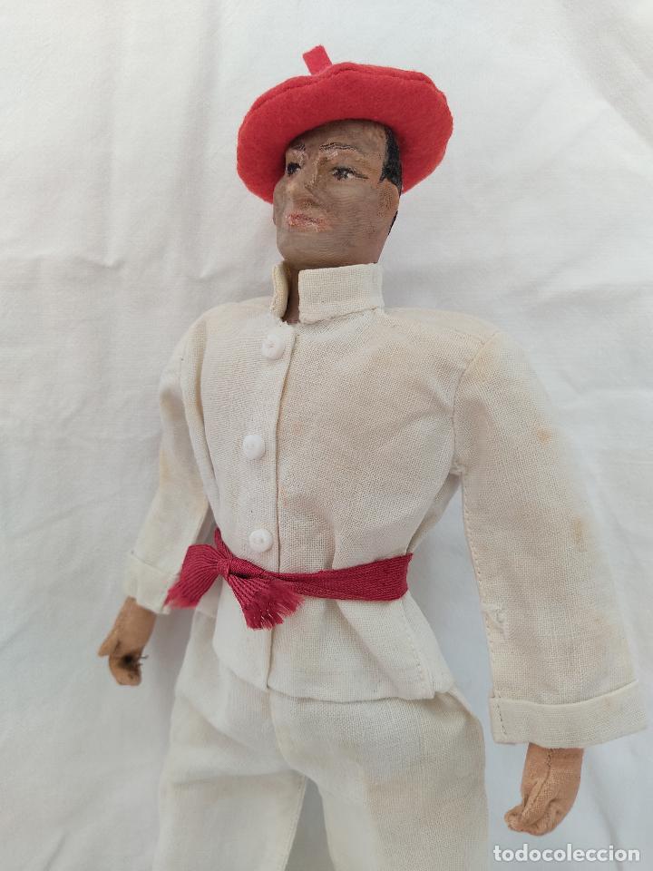 Muñeca española clasica: Raro y antiguo muñeco Lenci regional vasco - Foto 6 - 275570018