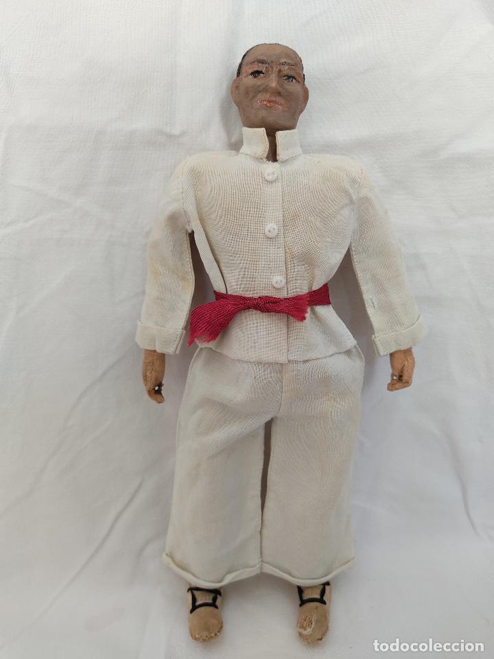 Muñeca española clasica: Raro y antiguo muñeco Lenci regional vasco - Foto 8 - 275570018