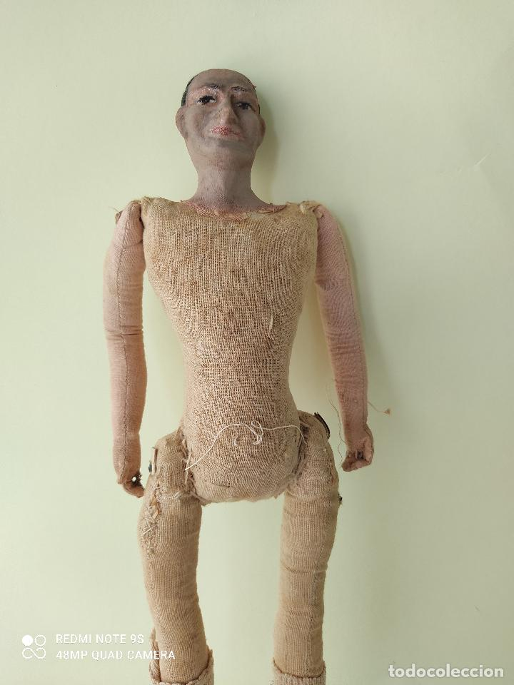 Muñeca española clasica: Raro y antiguo muñeco Lenci regional vasco - Foto 13 - 275570018