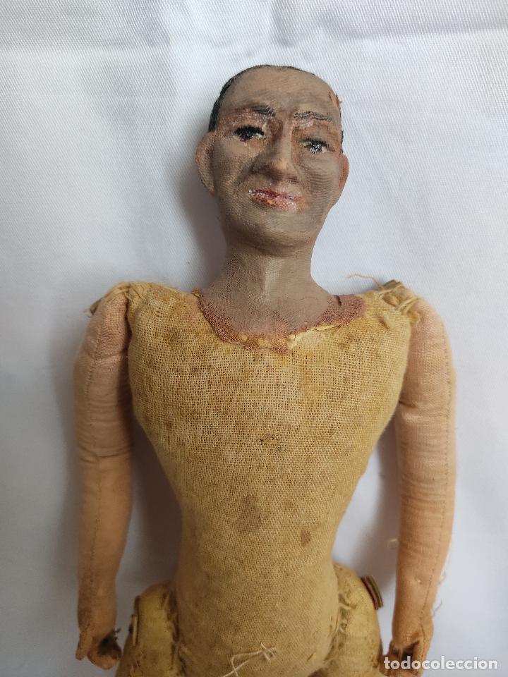 Muñeca española clasica: Raro y antiguo muñeco Lenci regional vasco - Foto 15 - 275570018