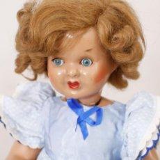 Bambola spagnola classica: MUÑECA ANDADORA DE CARTON PIEDRA. MARI CRIS. MARICRIS. Lote 276209538