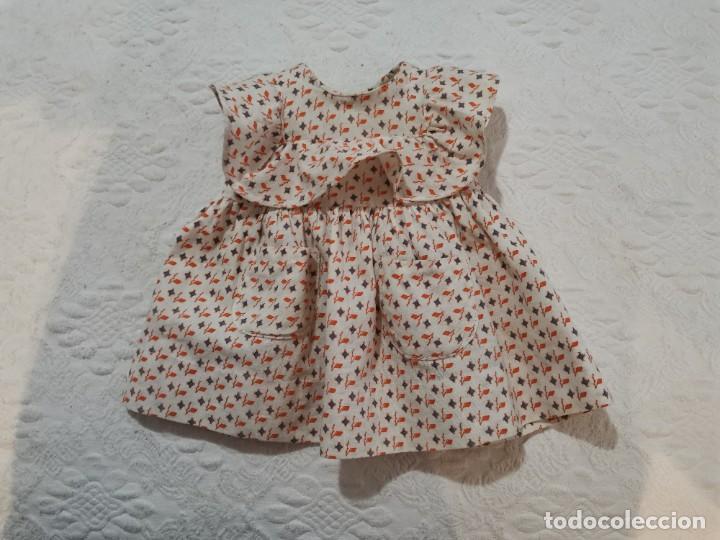 Muñeca española clasica: Precioso traje para muñeca española clásica, MARIQUITA, GISELA, CAYETANA, MARICELA. Años 40 - Foto 2 - 276807358