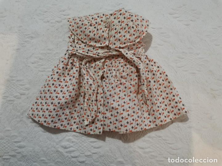 Muñeca española clasica: Precioso traje para muñeca española clásica, MARIQUITA, GISELA, CAYETANA, MARICELA. Años 40 - Foto 4 - 276807358