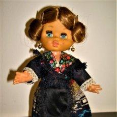 Muñeca española clasica: MUÑECA ANTIGUA VALENCIANA.FALLERA.. Lote 277015773