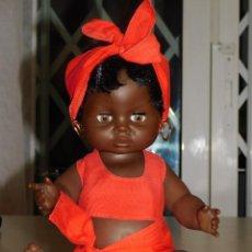 Bambola spagnola classica: MUÑECO CACHITA DE NOVO GAMA TOTALMENTE ORIGINAL. AÑO 1963. OJOS MARGARITA. 45 CM. 9 FOTOS. Lote 277090103