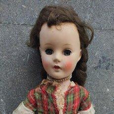 Bambola spagnola classica: ANTIGUA MUÑECA DE PORCELANA. Lote 277093168