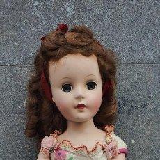 Bambola spagnola classica: ANTIGUA MUÑECA DE PORCELANA. Lote 277093463