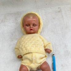 Muñeca española clasica: ANTIGUA MUÑECA DE CELULOIDE,SELLO,INMA!. Lote 278207388