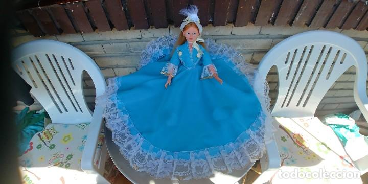 Muñeca española clasica: muñeca antigua años 70,mide 42 ctm - Foto 7 - 278610903