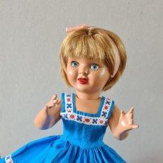 Muñeca española clasica: MUÑECA TERESIN, MARCADA. CARTÓN 41 CM.. Lote 278818008