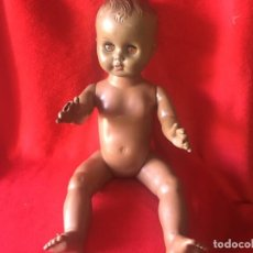 Muñeca española clasica: ANTIGUA MUÑECA ESPAÑOLA GRANDE. Lote 279361833