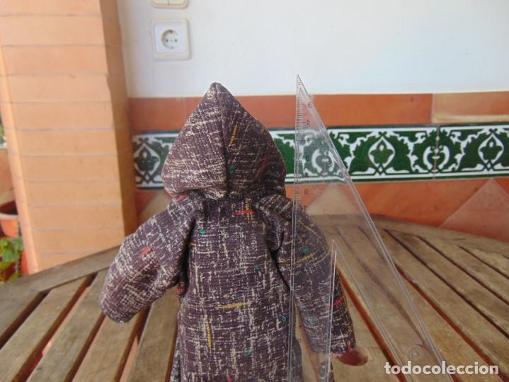 Muñeca española clasica: PAREJA DE MUÑECOS CON NIÑO A LA ESPALDA EN ESTUCO ,ALAMBRE Y TRAPO ,PINTADOS AL OLEO INDIOS ?? - Foto 15 - 279446698