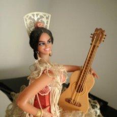Muñeca española clasica: MUÑECA. Lote 280945788