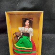 Muñeca española clasica: VIEJA MUÑECA COLECCIONABLE ESPAÑOLA. Lote 287129533