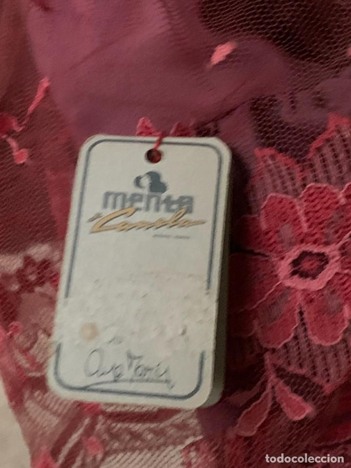 Muñeca española clasica: MUÑECA PORCELANA MARCA MENTA Y CANELA MEDINA REF 5160 BAILAORA PEINETA PINTADA MANO 53X22X11CMS - Foto 6 - 287656273