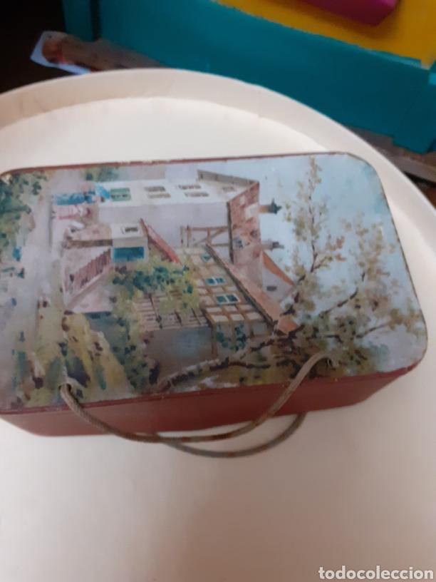 Muñeca española clasica: Caja maletita,propia para complemento de muñecas .Ver fotos y leer descripción. - Foto 2 - 288220838