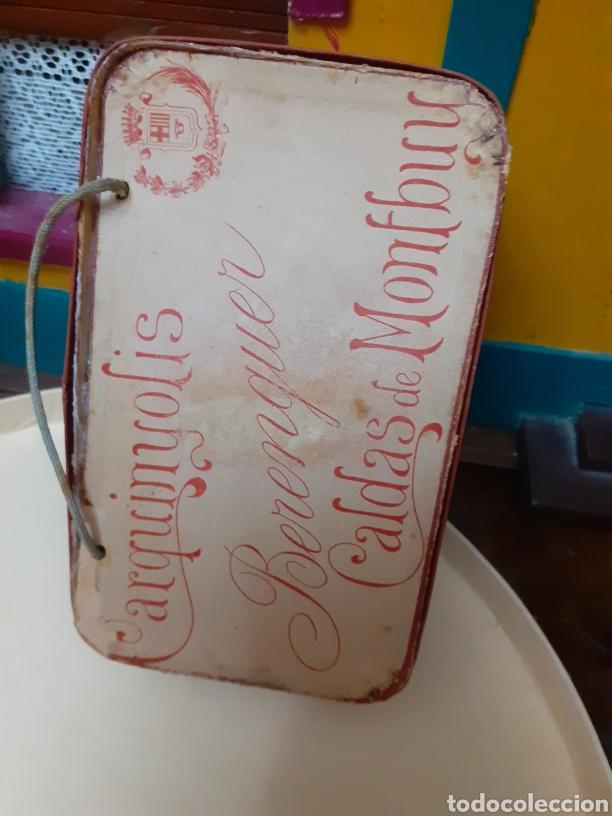 Muñeca española clasica: Caja maletita,propia para complemento de muñecas .Ver fotos y leer descripción. - Foto 3 - 288220838