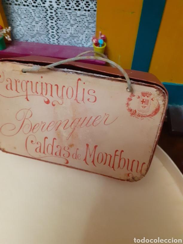 Muñeca española clasica: Caja maletita,propia para complemento de muñecas .Ver fotos y leer descripción. - Foto 4 - 288220838
