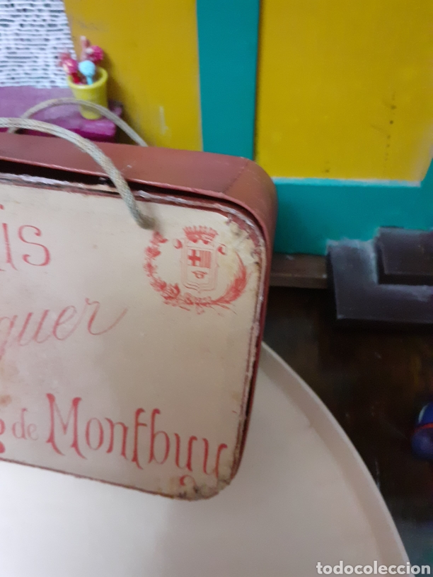Muñeca española clasica: Caja maletita,propia para complemento de muñecas .Ver fotos y leer descripción. - Foto 6 - 288220838