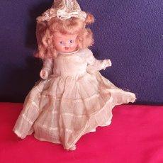 Muñeca española clasica: MUÑECA ANTIGUA DE TERRACOTA. Lote 288355798
