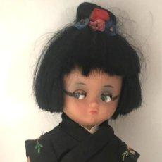 Muñeca española clasica: MUÑECA LINDA PIRULA GEISHA. COMPLETA CON PAI PAI. MUY RARA. Lote 294032683