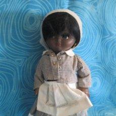 Boneca espanhola clássica: LINDA PIRULA NEGRA, AMA DE CRIA. Lote 294554248