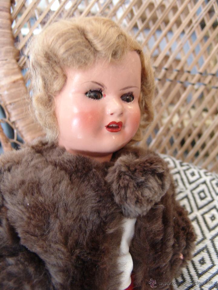 Muñeca Gisela: ANTIGUA MUÑECA PEQUEÑA GISELA. - Foto 6 - 41039049